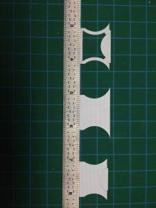 Aft panel parts