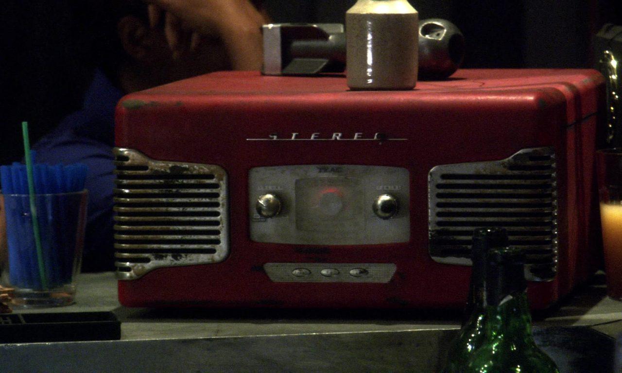 The Radio in Joe's Bar